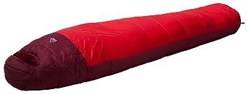 McKinley Uni Kodiak Momia Saco de Dormir, Rojo, 195L