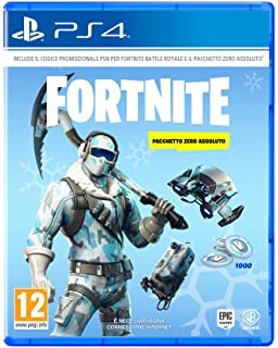 Fortnite: Deep Freeze Bundle (PS4): Amazon co uk: PC & Video Games