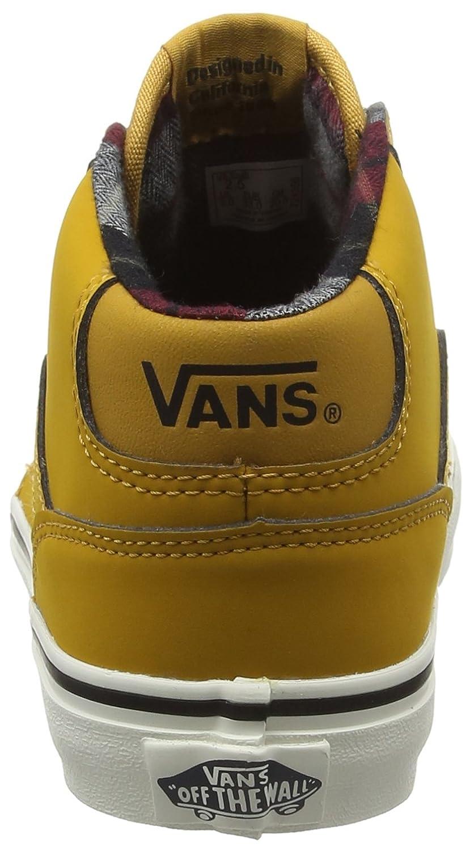 463adc2b28 Vans Unisex Kids  Chapman Mid Hi-Top Sneakers
