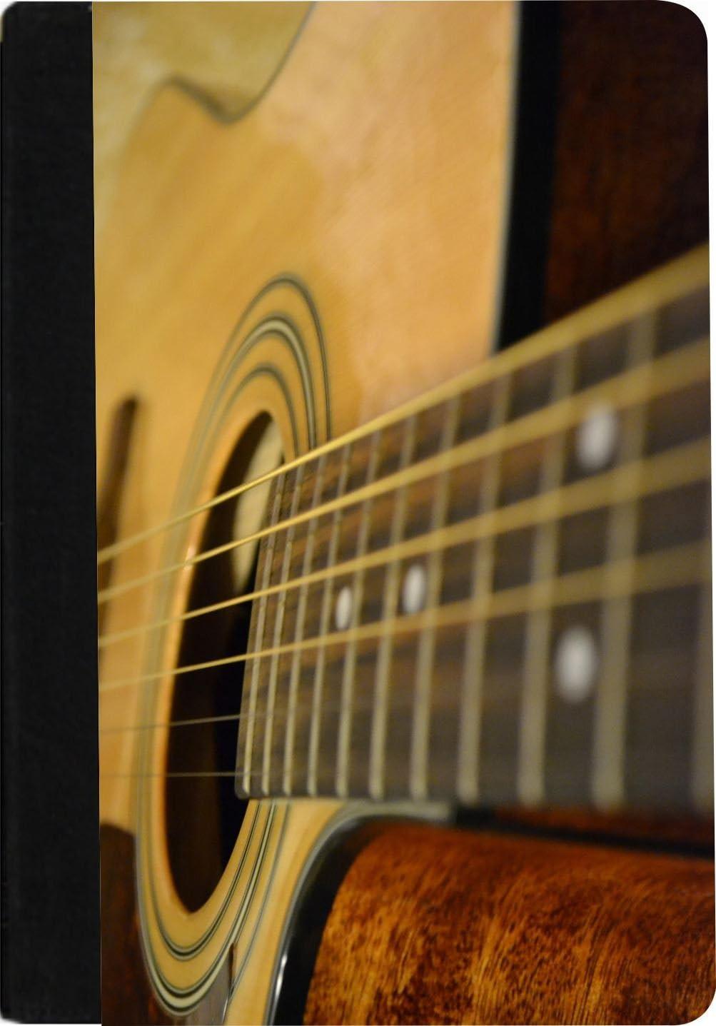 Rikki Caballero guitarra acústica diseño cartera de ante sintético ...