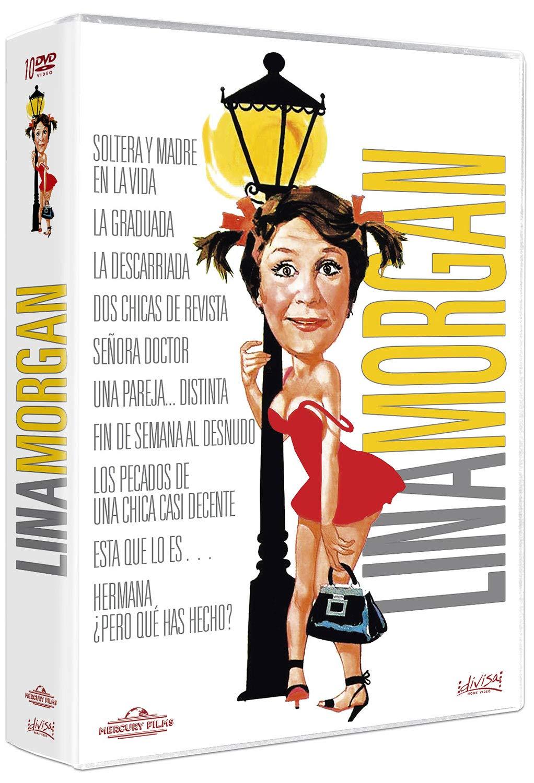 Lina Morgan [DVD]: Amazon.es: Lina Morgan, Alfredo Landa, José Luis lópez Vázquez, José Sacristán, Florinda Chico, Varios, Lina Morgan, Alfredo Landa: Cine y Series TV