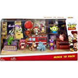 Toy Story DYN69 Minis Figures (Pack of 10)