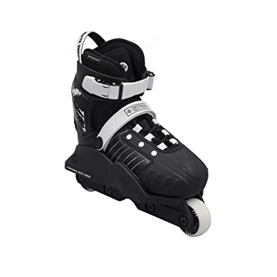 USD Kids Transformer Inline Skate Black Size:37 : Sports & Outdoors