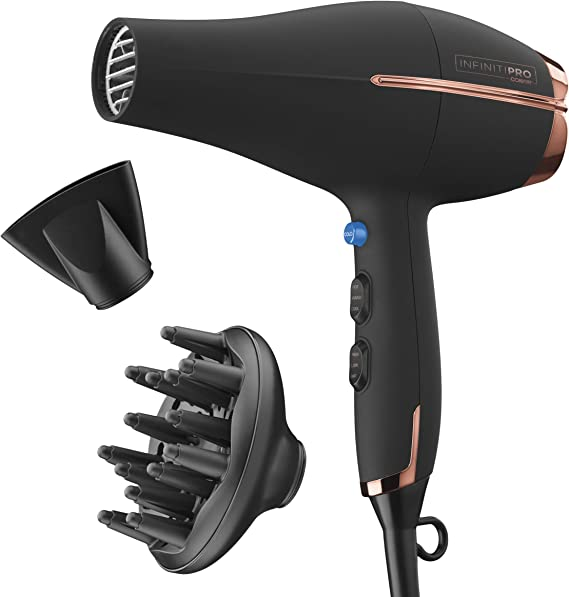 INFINITIPRO BY CONAIR 1875 Watt AC Motor Pro Hair Dryer