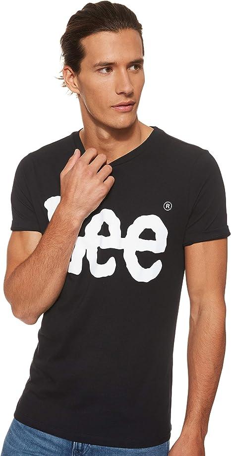 Lee Logo - Camiseta Hombre