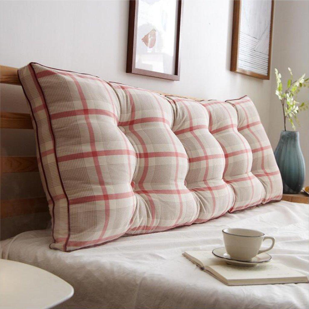 LAXFリムーバブルカバーウェッジ/大型充填三角ソファベッドを使用して枕を読むバッククッション/バックファームの腰部ピロー ( サイズ さいず : 100cm ) B07BQJK3MW 100cm 100cm