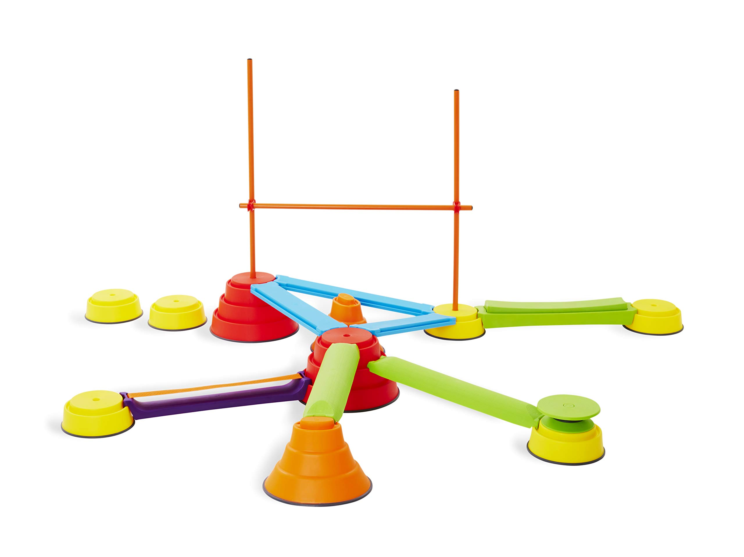 American Educational Products G-2239 Build 'n Balance Advanced Course Activity Set, 14.5'' Height, 14.5'' Wide, 14.5'' Length