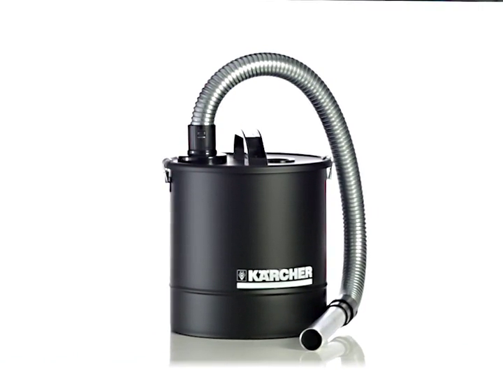 Kärcher Filtro de ceniza Basic 20L y manguera flexible de 1m ...