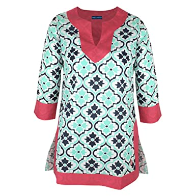 423763af6cc Image Unavailable. Image not available for. Colour: Simply Southern Tees  Women's Collection Tunic Top ...