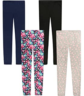 7aff143ed70f68 Amazon.com: Dinamit Jeans Big Girls Fun Printed Leggings: Clothing