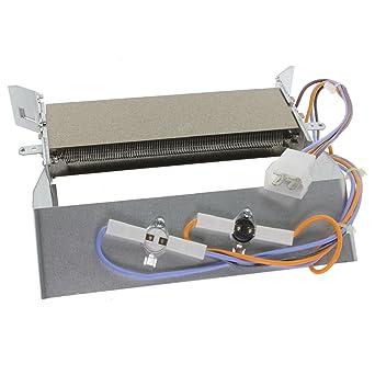 Spares2go para calentador de agua repuesto para filtro de aire de ion de litio para Indesit