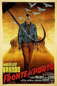 American Gift Services - On The Waterfront Fronte del Porto Vintage Marlon Brando Movie Poster - 24x36