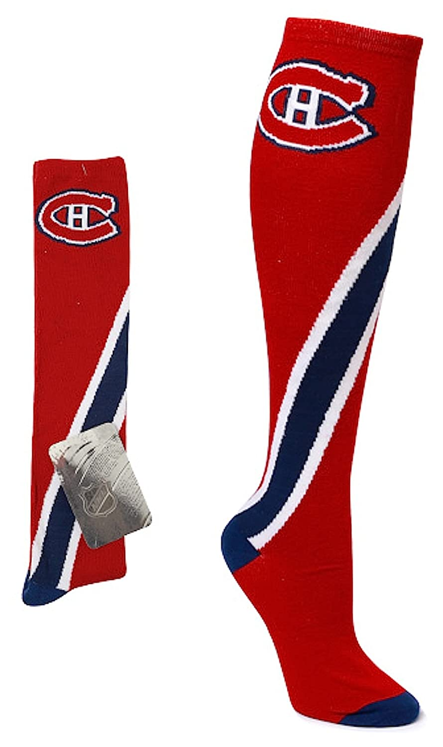 Montreal Canadiens Ladies Knee High Socks Gertex