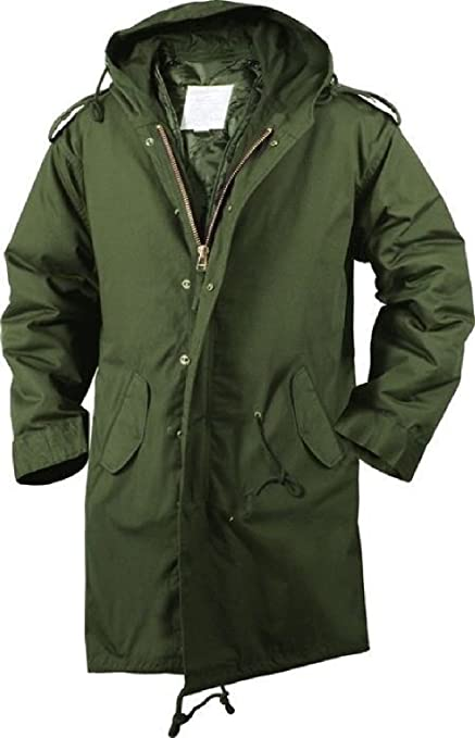 Cheap Military Parka