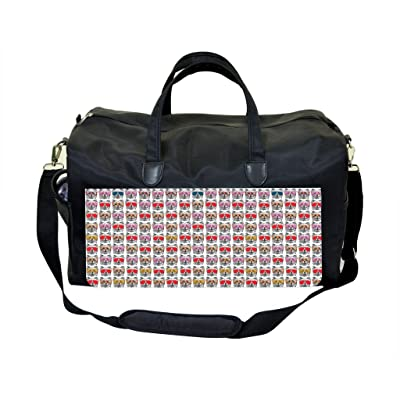 Puppies With Shades Weekender/Overnighter Bag