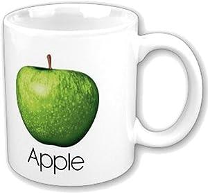 The Beatles Mug Apple Band Logo Official Boxed