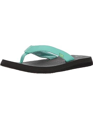 e8f5efb0d8e4 Sanuk Women s Yoga Mat Flip-Flop