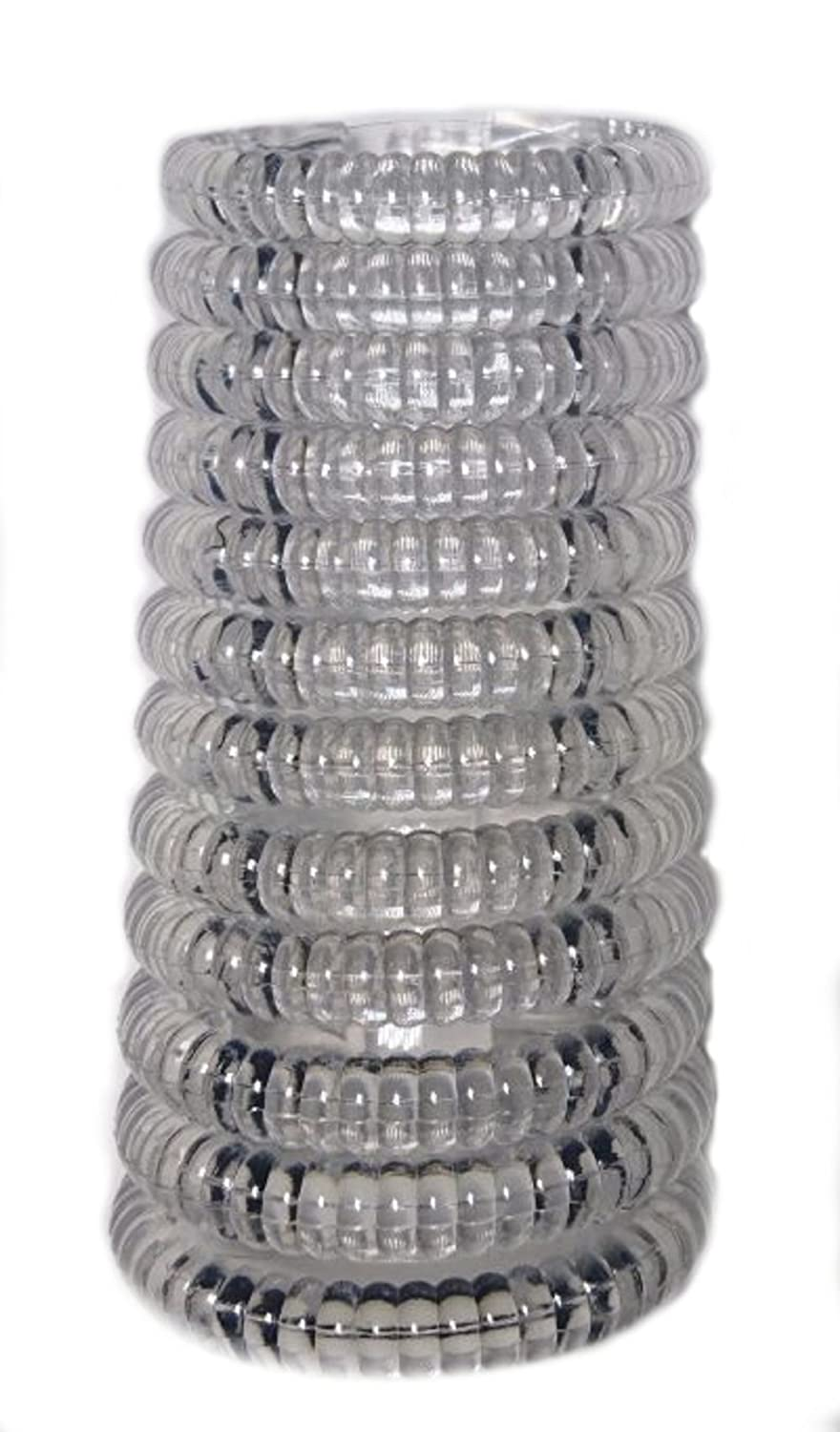 60%OFF Shower Curtain Rings Clear 12 Pack