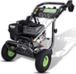 TEANDE 4200PSI 3.0GPM Gas Pressure Washer,209cc 7.0 HP Power Washer with