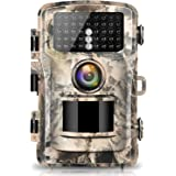 "【2020 upgrade】Campark Trail Camera 16MP 1080P 2.0"" LCD Game & Hunting Camera with 42pcs IR LEDs Infrared Night Vision up…"