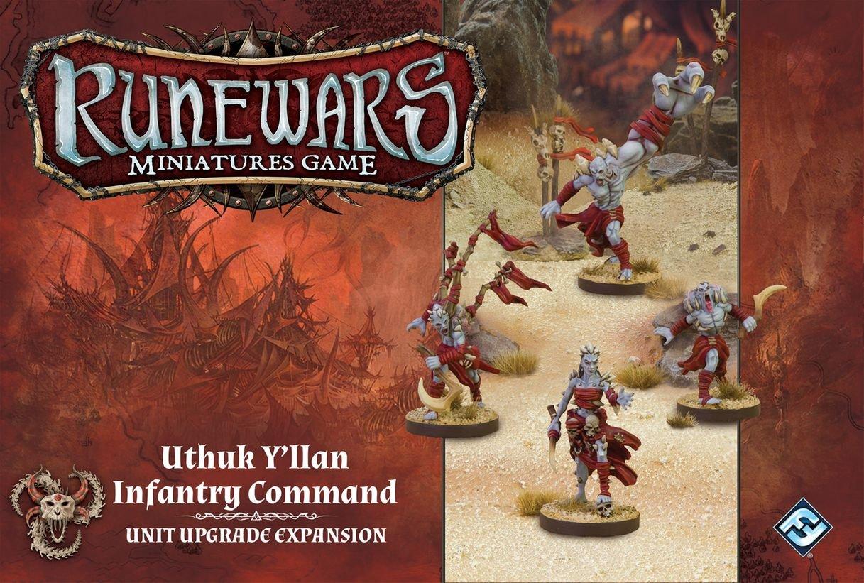 Uthuk Command Expansion Pack Runewars