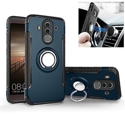 Amazon.com: Huawei Mate 10 Pro Carcasa de silicona Soporte ...