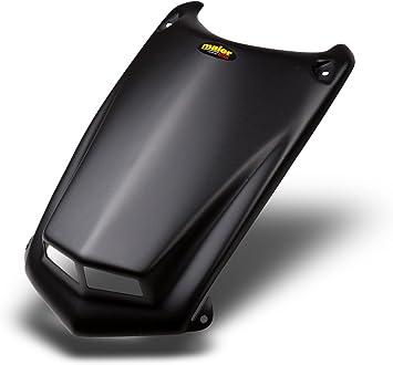 Black Carbon Fiber 50968-30 Maier USA Scooped Hood for Honda TRX250R