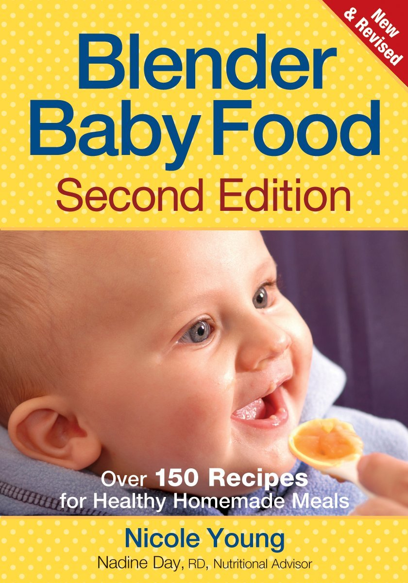 Blender Baby Food Recipes Homemade