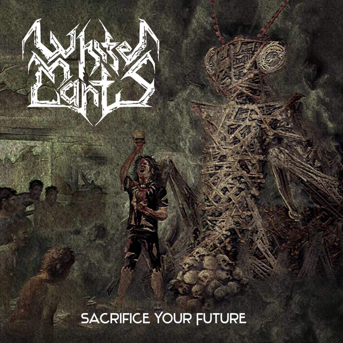 Sacrifice Your Future Topics on TV White Fixed price for sale Vinyl VINYL