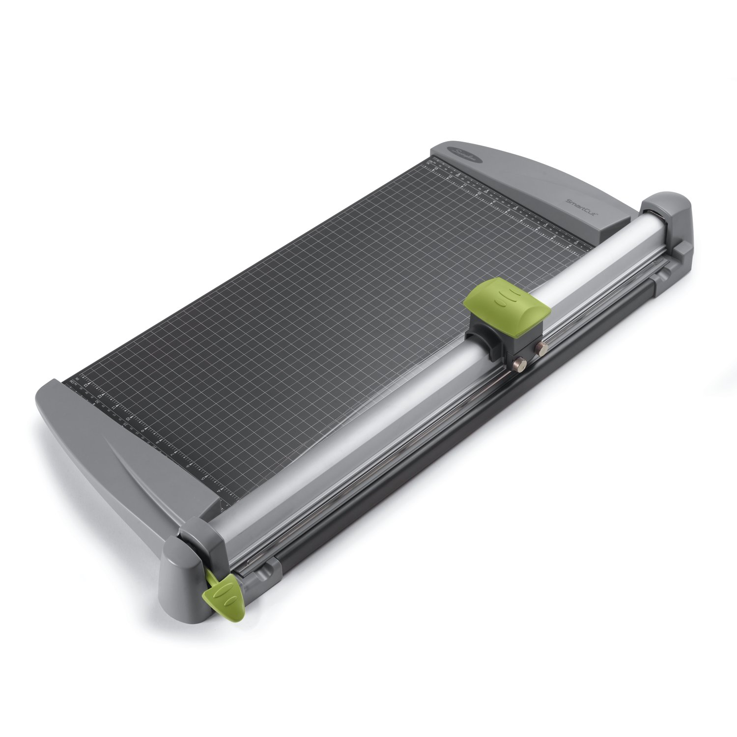 Swingline Paper Trimmer / Cutter, Rotary, Commercial, Heavy Duty, 24'' Cut Length, 30 Sheet Capacity, SmartCut (9624)