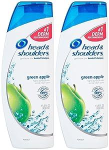 Head & Shoulders Dandruff Shampoo - Green Apple - 13.5 oz - 2 pk