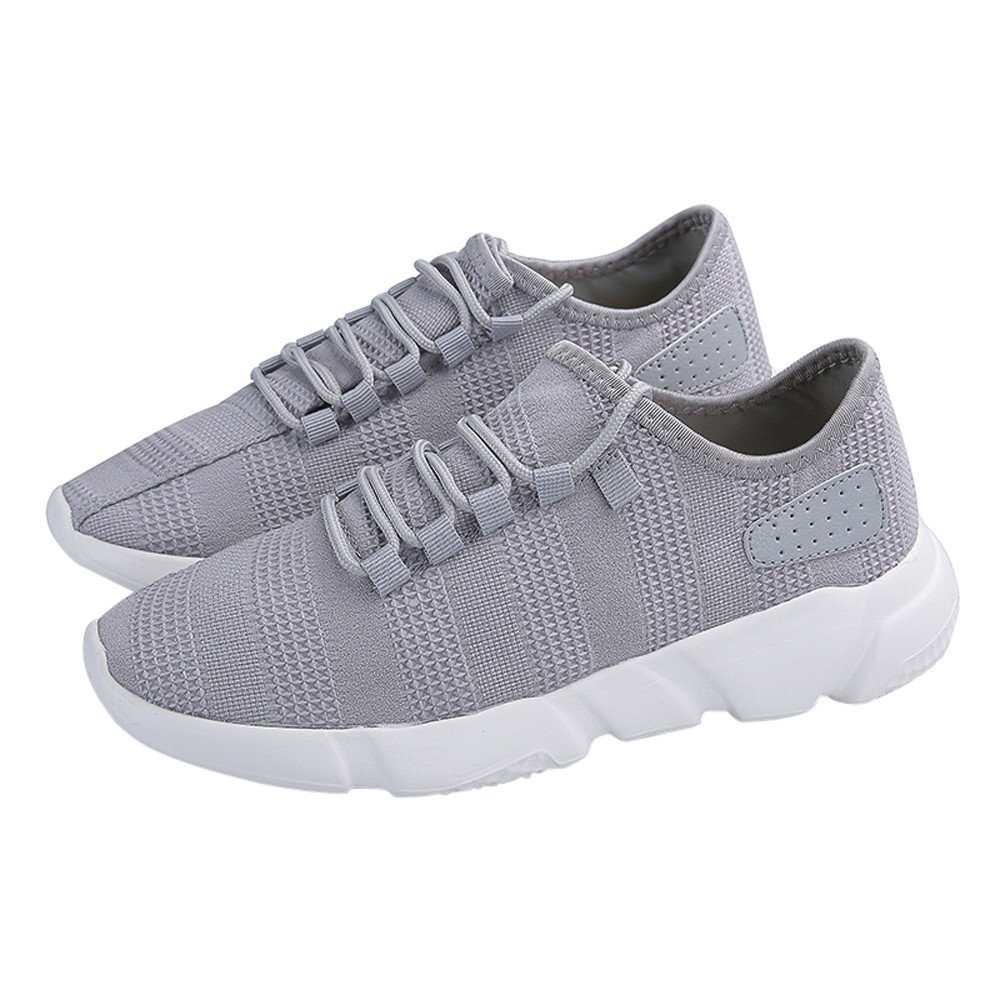 Mens Lightweight Walking Shoes Breathable Mesh Soft Sole for Casual Walk Outdoor Travel Work