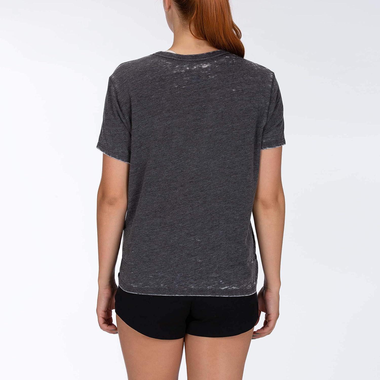 Hurley Womens W Cruise Control Burnout Tee Tee-Shirts