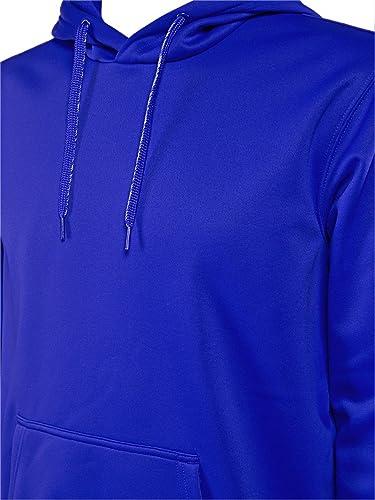 adidas Mens Climawarm Tech Fleece Hoodie S Black: Amazon.es