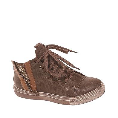 Toocool Donna Gomma Sneakers Scarpe Ginnastica Sportive Cerniera yIYb7gf6v