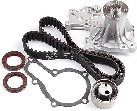 Timing Belt Kits Fit for 1989-1995 Geo Tracker 1989-1991 1993-1995 Suzuki Sidekick INEEDUP Engine components timing belt kits