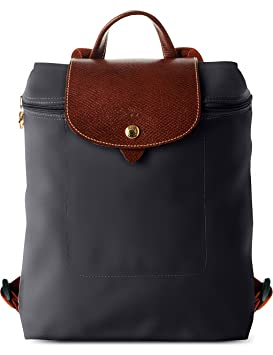 LONGCHAMP Le Pliage backpack Gun Metal  Amazon.co.uk  Luggage 864091823b47c