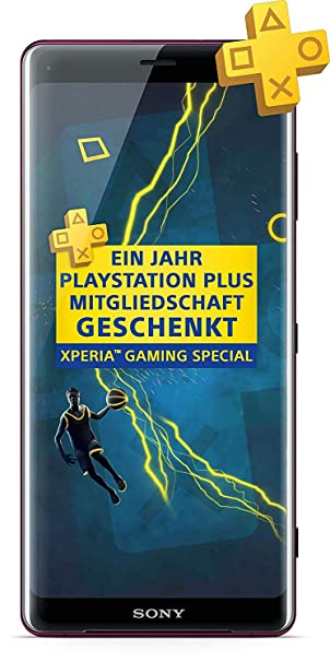 Sony Xperia Xz3 Smartphone 6 Zoll Forest Green Amazon De Elektronik