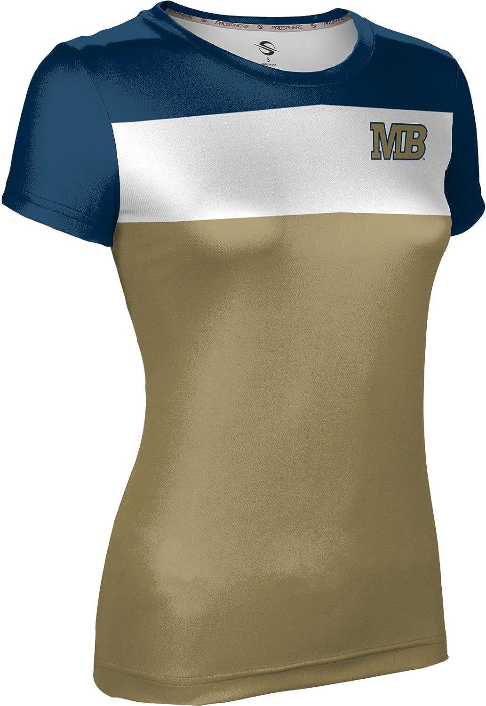 California State University Monterey Bay Girls Performance T-Shirt Prime