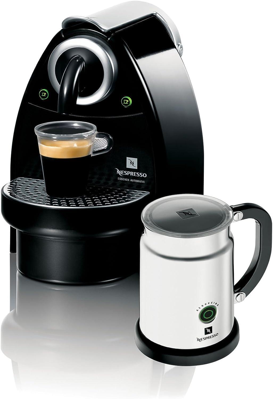 Amazon.com: Nespresso Essenza C101 Cafetera de espresso con ...