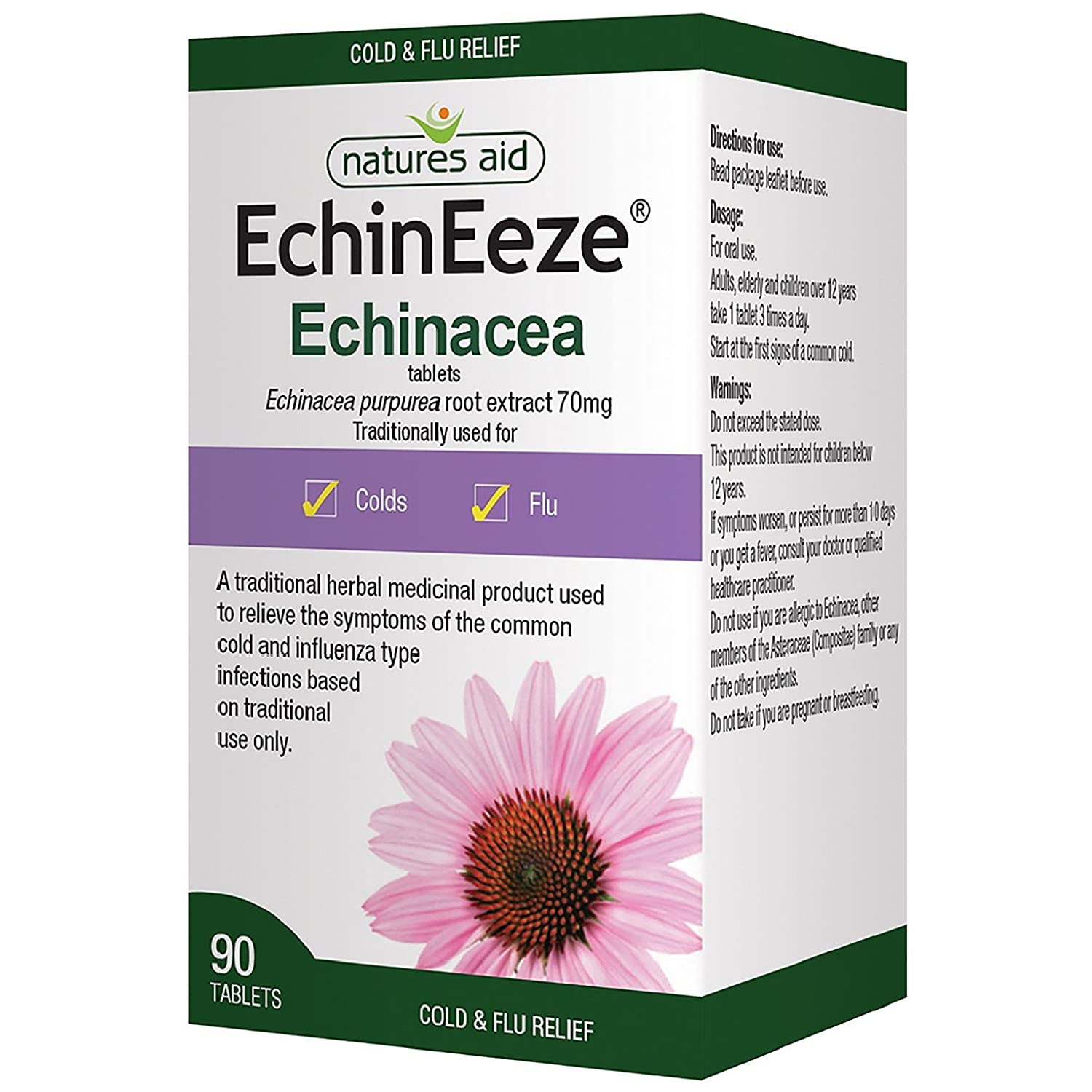 Echinacea tablets: instructions for use and reviews 25