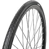Goodyear - Neumático Plegable para Bicicleta de Carretera (700 x 28 cm), Color Negro
