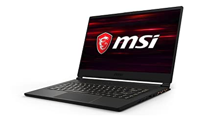 CUK MSI GS65 Stealth Ultra Thin & Light Gaming Laptop (Intel i7-8750H, 32GB  RAM, 500GB NVMe SSD, NVIDIA GeForce RTX 2070 8GB Max-Q, 15 6