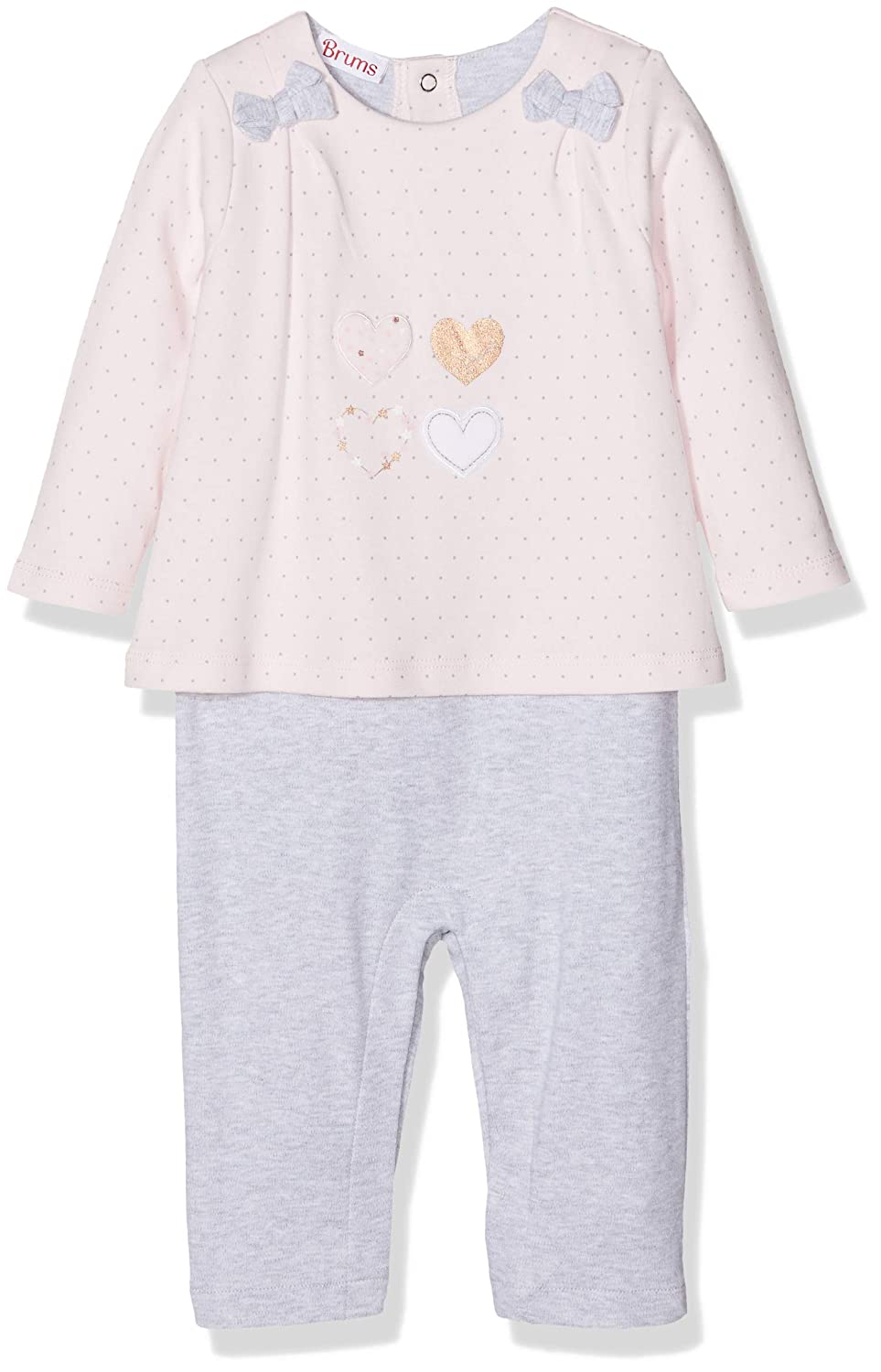 Brums Baby Girls' Playsuit 183BCFU001