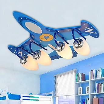 Ling@ Cartoon - Licht der Lampe für die Kinder hölzerne decke ...
