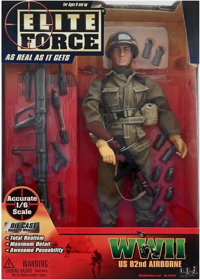 Airbone Boots Vinyl 1//6 Ultimate Soldier U.S