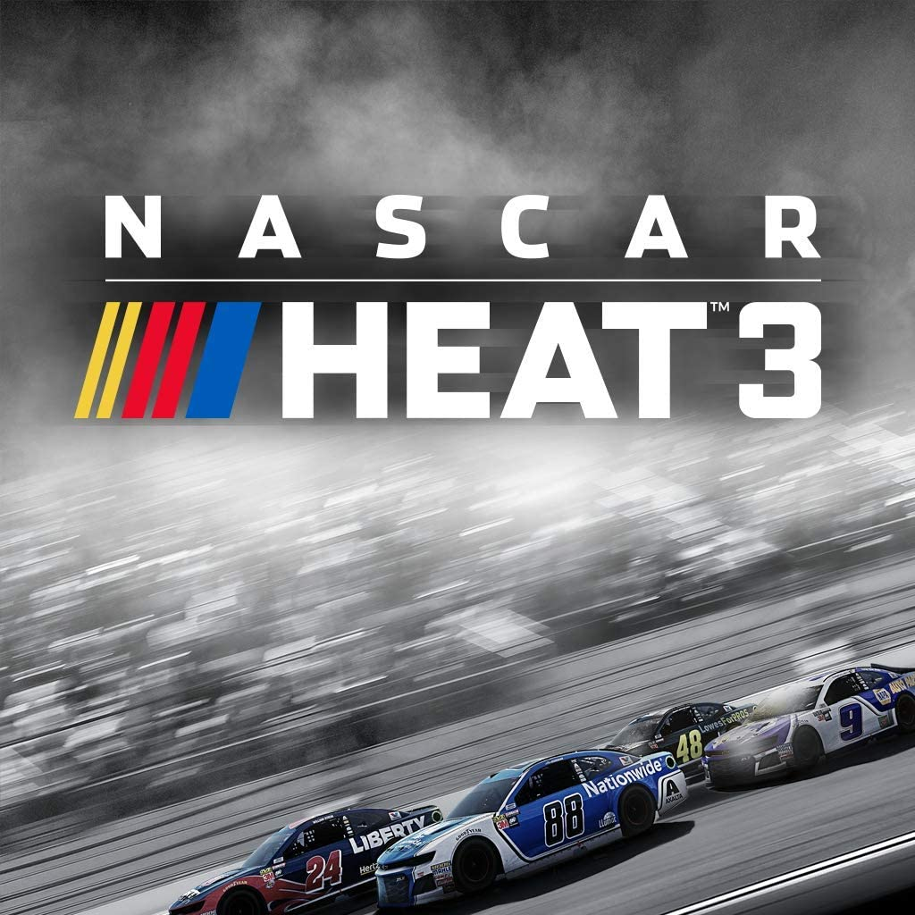 NASCAR Heat 3 - PS4 [Digital Code] 704GAMES COMPANY