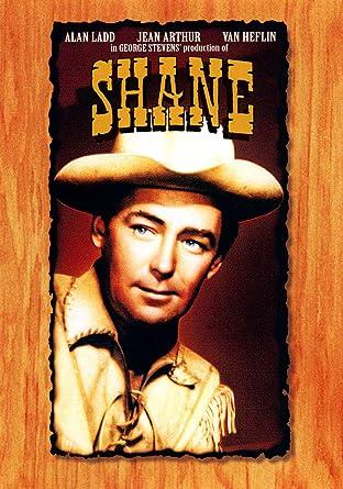 Shane - Alan Ladd [DVD] [1953]: Amazon co uk: Alan Ladd