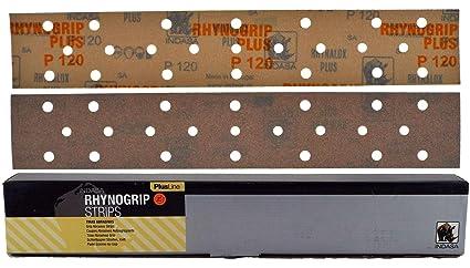 Mirka Abranet P180 Hook-It Loop Grip Strips 70x420mm 50 Sanding Sheets