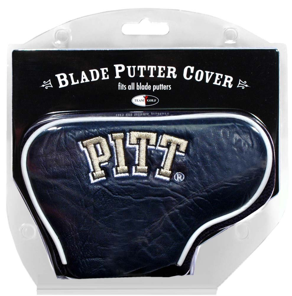 Pittsburgh Panthersブレードパターカバーチームゴルフから  Pittsburgh Panthers B000S6BKSW